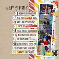 My Disney List by Lhmcgrady at the Lilypad