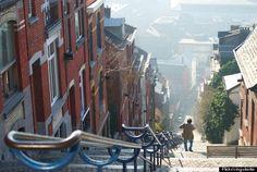 ベルギー エッシャーを超えた?  世界のすごい階段7選(画像集)