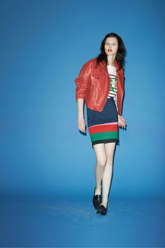 Band of Outsiders Resort 2014 Collection Slideshow on Style.com