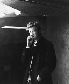 """— """"The world is as you are."""" David Lynch."""