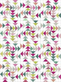 Twiggy and Opal: Modern With A Twist :: Flying Geese Circle Quilt Patterns, Modern Quilt Patterns, Quilt Patterns Free, Modern Quilting, Free Pattern, Quilting Projects, Quilting Designs, Longarm Quilting, Quilting Fabric
