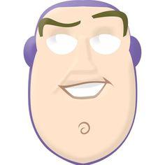 Toy Story Buzz Lightyear Mask