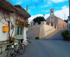 Fahrrad fahren auf Kreta Griechenland Crete Greece, Riding Bikes, Bicycling, Tours