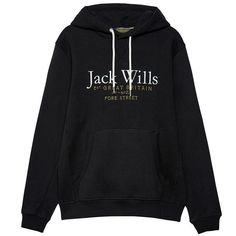 Jack Wills Batsford Hoodie Black Outfits, Cool Outfits, Presents For Mum, Jack Wills, Winter Essentials, Birthday Wishlist, Fashion Advice, Black Hoodie, Lounge Wear