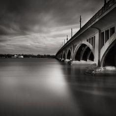 The Belle Isle Bridge (Detroit 2011) by Brian Day, via 500px