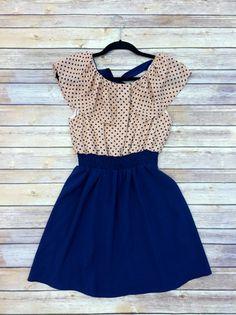 Saturday Stroll Dress - GorJess & LoveLee Boutique