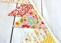 Bunting Fabric Banner Nursery Decor - The Sweetest Thing - Ready to Ship