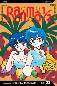 Ranma 1/2 Graphic Novel 32 one of the greatest manga ever made made by rumiko takahashi check out her other books like inuyasha they are great