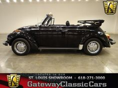 1979 Volkswagen Beetle located in the St. Louis showroom for more information and a HD video visit us on our webpage.  http://www.gatewayclassiccars.com/displaycar?stock=5994&location=STL
