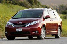 2011 #Toyota #Sienna