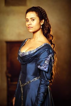Angel Coulby as Guinevere in Merlin