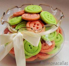 Biscuit, Macarons, Watermelon, Veggies, Sweets, Cookies, Fruit, Desserts, Recipes