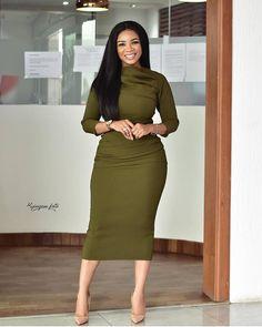 How to Look Classic Like Serwaa Amihere - 30 Outfits Classy Work Outfits, 30 Outfits, Classy Dress, Chic Outfits, Dress Outfits, Fashion Outfits, Office Outfits, Ladies Outfits, Workwear Fashion
