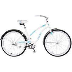 "OOOH! So cutesy! Needing some girly stuff in my garage!  Mantis Beach Hopper 26"" Women's Cruiser Bike"