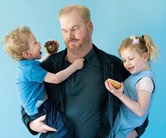 Jim Gaffigan Quotes About Kids