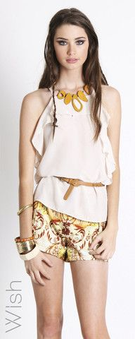 Wish Duece Top $89.95 Rompers, Tank Tops, Clothes, Collection, Dresses, Women, Fashion, Outfits, Vestidos