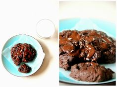 Single Serving XXL dark chocolate & sea salt brownie cookie