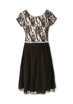 Speechless  Retro Lace Dress Girls 7-16