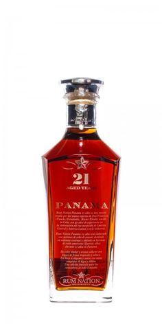 Rum Nation Panama 21 y.o.