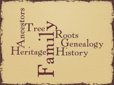 Recommended #Genealogy Sites