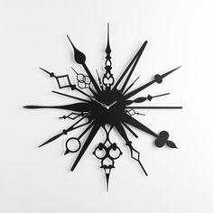 clock hands clock
