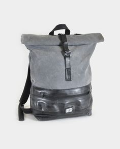 Hans Rolltop Backpack - EvenOdd. Also available at Shop One2