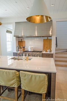 If you like sleek. Home, Home Kitchens, Kitchen Remodel, Sweet Home, Kitchen Inspirations, Pretty House, Interior, Coastal Living, House