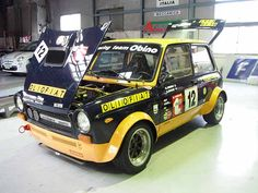 A112 ABARTH racing