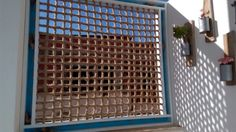 Outdoor Structures, Divider Screen