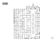Start-up-Tribüne - Innovationszentrum von Hollwich Kushner in Philadelphia Innovation Lab, Interior Work, Planer, Philadelphia, Diagram, Layout, How To Plan, Gallery, Science