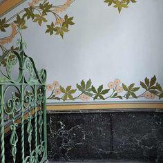 Art Nouveau  @ La Chaux-de-Fonds Art Nouveau Architecture, Grand Hotel, Place, Art Deco, Interiors, Activities, Painting, Accessories, Style