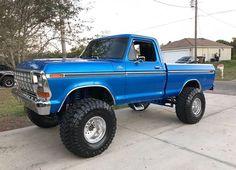 1979 Ford F150, 1979 Ford Truck, Ford 4x4, Auto Jeep, Jeep Cars, Classic Ford Trucks, Classic Cars, Ford Vehicles, Car Fix