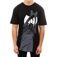 Need This! - From CultureKings.com.au - The Premier Online Streetwear Store. http://www.culturekings.com.au/liberty-tee-black.html