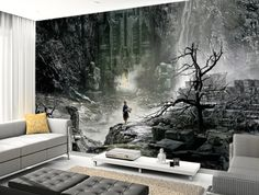 What Tolkien fan wouldn't want a piece of Middle-earth in their room? Thanks to Wallsauce, our geeky dreams have finally come true! [click to read more]