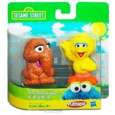 Snuffy and Big Bird Sesame Street Toys, Sesame Street Party, Extreme Couponing, Birds 2, Big Bird, Pikachu, The Past, Birthdays, Coupon Matchups