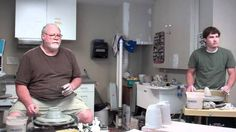 Robert Brisco and Jason Trebs: MN Potters Sharing the Fire workshop ...