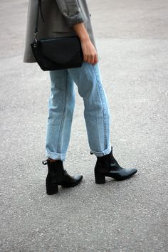 WST Vintage Levi's Jeans on Fashion Worries