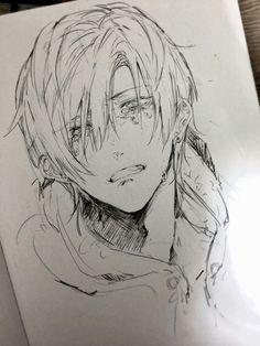 Anime Character Drawing, Manga Drawing, Manga Art, Character Art, Anime Art, Anime Drawings Sketches, Cool Art Drawings, Anime Sketch, Drawing Expressions