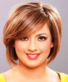 Short Hairstyles for Fat Women with Round Face | Short Hairstyles for Women 2014