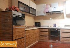 CK08: Classic kitchen cabinet
