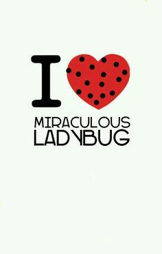 I love miraculous ladybug an cat noir