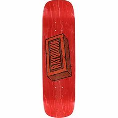 "Birdhouse Skateboards Ben Raybourn Brick Skateboard Deck – 8.38″ x 32″: Deck Size: 8.38"" width x 32"" length Birdhouse Skateboards Brick…"