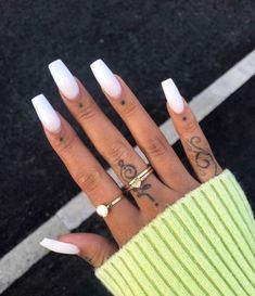 MILKY 🥛 nails are my go to atm 🍚 Simple Acrylic Nails, Summer Acrylic Nails, Best Acrylic Nails, Simple Nails, Summer Nails, Perfect Nails, Gorgeous Nails, Pretty Nails, Milky Nails