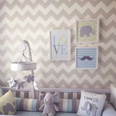 Perfect personal room decoration for you baby! Baby Room Colors, Baby Boy Room Decor, Baby Bedroom, Baby Boy Rooms, Nursery Toys, Nursery Decor, New Baby Products, Kids Room, Baby Room Boys