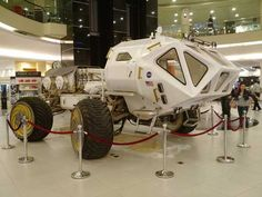 Post with 27 votes and 3177 views. The Martian`s Mars Rover in Baraka Mall, Amman, Jordan Space Car, Mission To Mars, Future Trucks, Futuristic Cars, Star Citizen, Space Shuttle, Space Travel, Space Exploration, The Martian