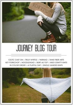 JOURNEY BLOG TOUR! Don't miss chances to win a copy of JOURNEY all week long!