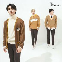 Korean Uniform School, Ivy Club, Sung Lee, Fandom, Rap Lines, School Boy, Boy Blue, South Korean Boy Band, Boy Bands