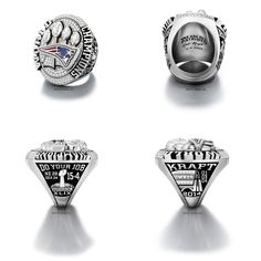 2014 Super Bowl Champions New England Patriots championship ring