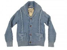 Scotch Shrunk knit cardigan  how cute for the fall time.