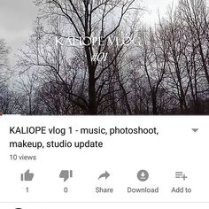 I fill you in on what's been going on behind the scenes on my latest music project KALIOPE. Track 1 is done Track 2 is in the works and I've tried some new things. Link in BIO (insta). https://youtu.be/ERG_LBNeibI  If you haven't seen it and you want to know more about what I do go watch and subscribe.  . . . . . . . #vlog #youtube #singer #vocalist #femalevocalist #sing #singersongwriter #songwriter #recodingstudio #studioupdate #photoshoot #model #albumart #kaliope #band #bands #shure…
